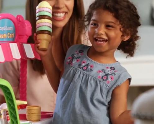 leapfrog children's advert